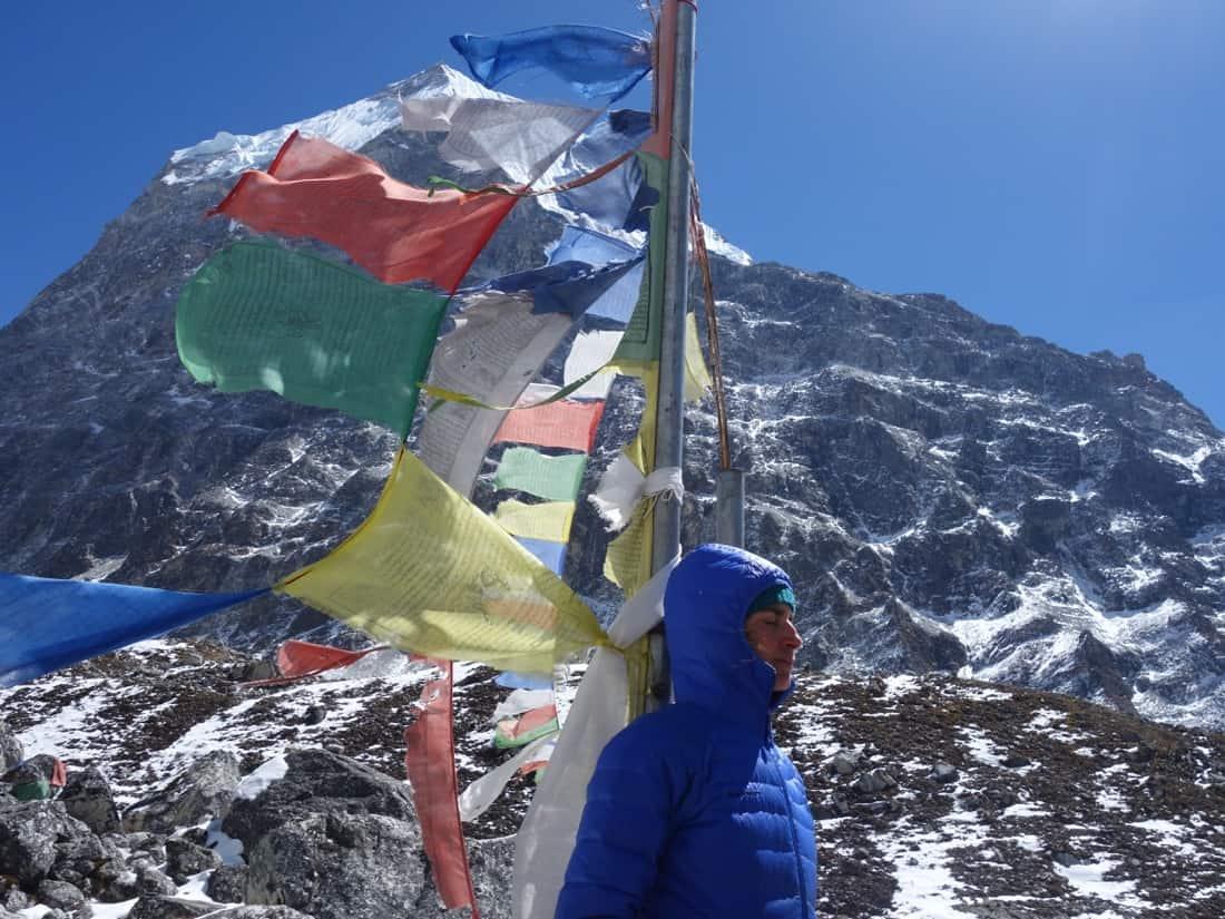 monika schaffner auf auszeit im himalaya